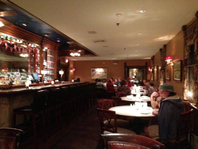 the worthington inn bar