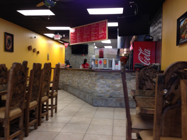 New Los Guachos Restaurant in Gahanna